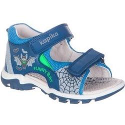 Обувь Спортивная Kapika (слипоны с огоньками)